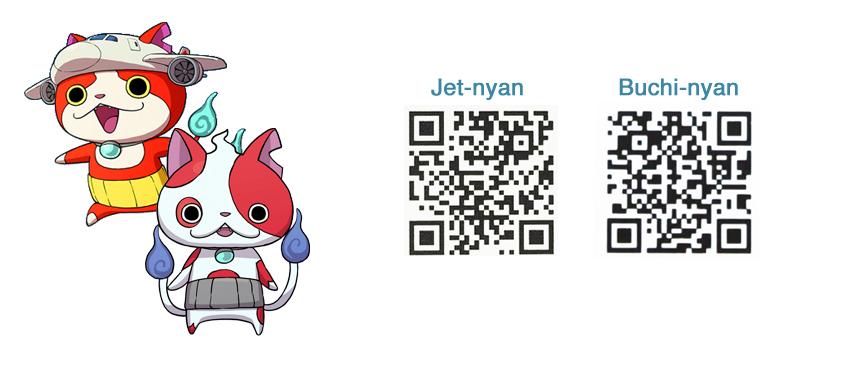Yo Kai Watch 2 Qr Codes 3ds Spieletipps Monokai